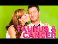 Cancer Man with Taurus Woman